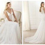 Pronovias 2014, linia Fashion, model Laberne
