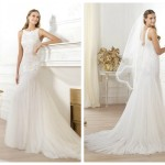 Pronovias 2014, linia Fashion, model Lacasta