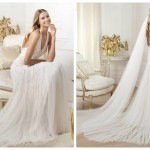 Pronovias 2014, linia Fashion, model Lacey