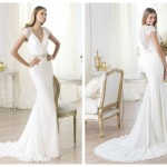 Pronovias 2014, linia Fashion, model Laila