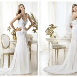 Pronovias 2014, linia Fashion, model Lainey
