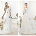 Pronovias 2014, linia Fashion, model Laisa