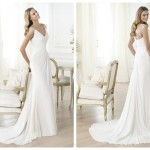 Pronovias 2014, linia Fashion, model Lali