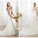 Pronovias 2014, linia Fashion, model Land