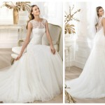 Pronovias 2014, linia Fashion, model Lanice