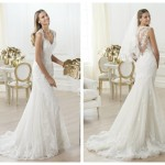 Pronovias 2014, linia Fashion, model Laren