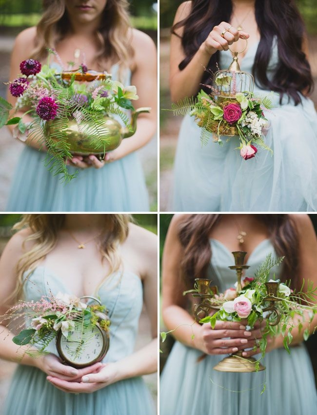 fot. Jessie Holloway Photography via Green Wedding Shoes