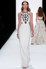 Badgley Mischka RTW Spring 2016